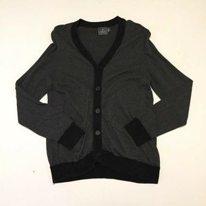 Urban Outfitters Hawkings McGill Gray Cardigan
